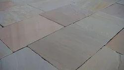 Tumbled Mint Sandstone Paving