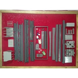 Plastic Molded Electrical Panel Parts