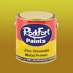 Alkyd Based Primers - Zinc Chromate Yellow Primer Manufacturer from