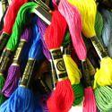German Embroidery Thread