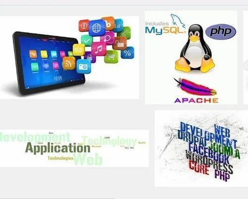 Web (Lamp) Application Development