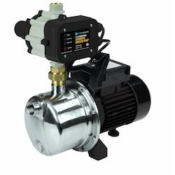 Cast Iron Single Phase Pressure Booster Pumps, 220-230 V