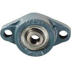 Mild Steel Flange Mount Bearing, Weight: 220 G