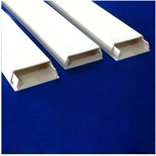 Pvc Electrical Cable Trunking Size Cutomized Id 8991594930