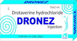 Drotaverine Hydrochloride Injection