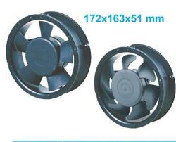 Axial Electric Fans 172x163x51mm