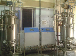 Automated CIP Fermenter