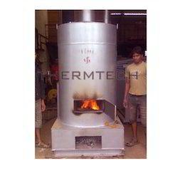 Wood Coal Direct Fired Hot Air Generator