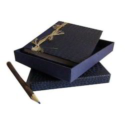 Decorative Paper Diaries