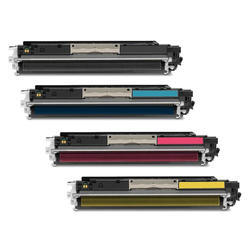HP 126A CE310A Toner Cartridge  HP Premium Compatible