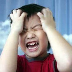 Temper Tantrums in Children Treatment Service