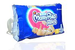 Nonwoven Disposable Mamy Poko Pants, Age Group: 0-2 Years