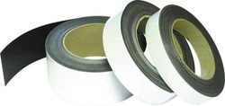 Magnetic Easy Wipe Racking Strip White 20mmx10m