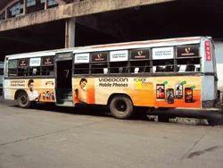Full Body Bus Advertisement in Kolkata