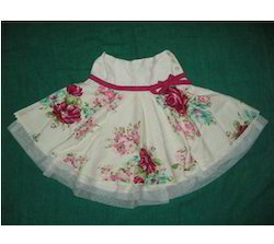 British Flowers Skirts