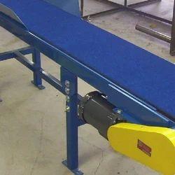 Belt Conveyor for Material Handling