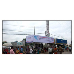 Bus Shelters Advertising Services
