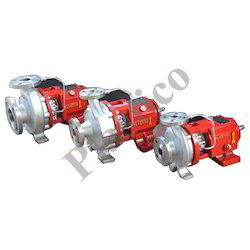 Stainless Steel Pumps, Speed:  Up to 3500 RPM