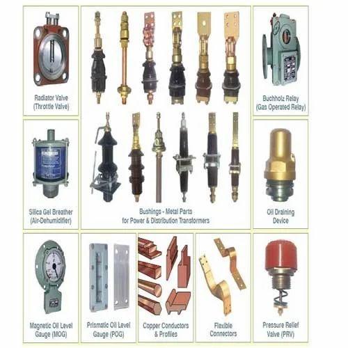 Transformer Accessories, ट्रांसफार्मर एक्सेसरीज, ट्रांसफॉर्मर के सहायक  उपकरण, ट्रांसफॉर्मर एक्सेसरीज in Nandanvan, Nagpur , Arpan Electricals &  Enterprises   ID: 8257262791