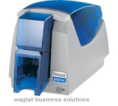 Wagtail Single and Double side Datacard SP30 Plus ID Card Printer
