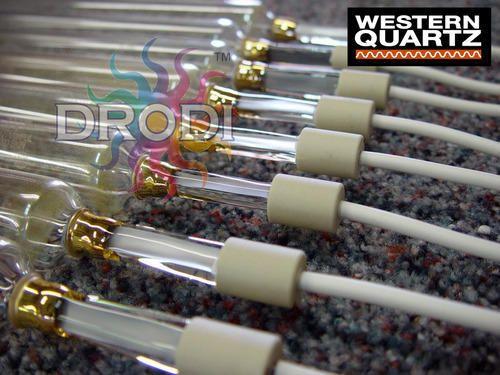 Elegant Round UV Curing Lamps Western Quartz