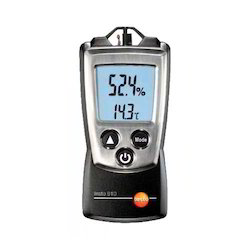 Humidity and Temperature Measuring Instrument testo-610