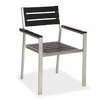 Gentil Stainless Steel Chairs