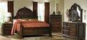 Wooden Bedroom Furniture Set