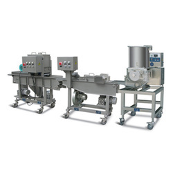 Mini Automatic Nugget Forming Machine