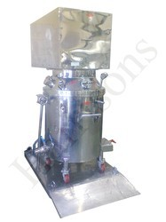 Vacuum Planetary Mixer Machine