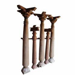 Decorated Design Pillars