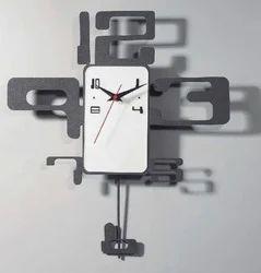 Diyas Wall Clock