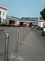 Stainless Steel Parking Bollards