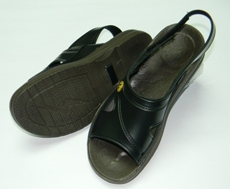 Static Dissipative Sandal - View Specifications & Details of