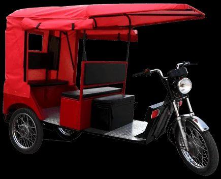 Battery Operated Tricycles, humrahi DX (PAX), Humrahi Electric Vehicle,  Humrahi Battery Operated Loader, Humrahi Battery Rickshaw, हमराही इ रिक्शा  एंड लोडर - S.S.Vahan, 24 Parganas   ID: 8518447891