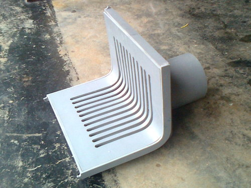 Sidewall Roof Drains Amp Dual Outlet Sc 1 St Zurn