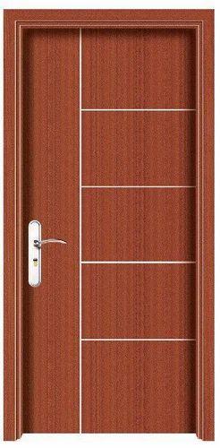 Laminated Wooden Panel Door