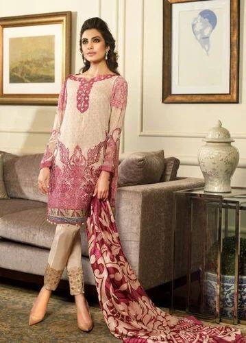 Luxury Ladies Suits At Rs 6200 Piece Ladies Suits Id 10434827988