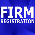New Firm Registration Service
