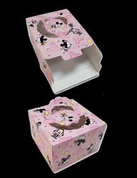 Textured 56*76 Custom Printed Cake Boxes For Cake Stores, Pack Size (kilogram): 100