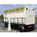 FRP Mobile Toilet Van