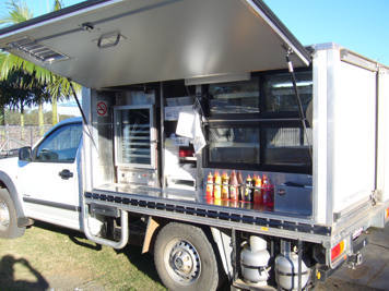 Food Mobile Van Manufacturer From Pune