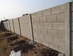 RCC Folding Compound Wall
