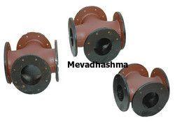 Fuel Cross Boiler Component