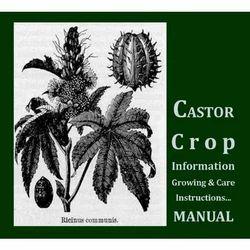 Castor Crop Cultivation Manual