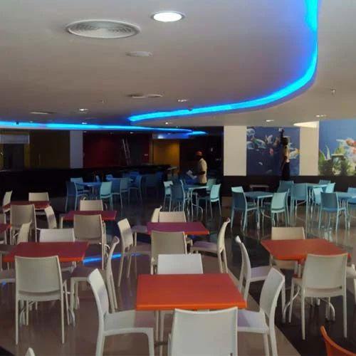 Canteen Interior Designing Services Canteen Interior