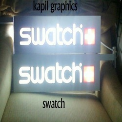 Electrical Sign Board