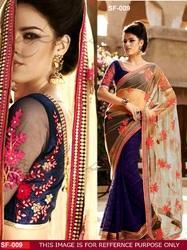 Bollywood Stylish Party Wear Saree