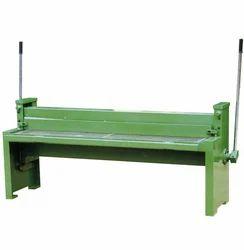 Hand Operated Shearing Machine