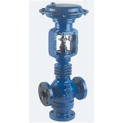 globe 2 way valve